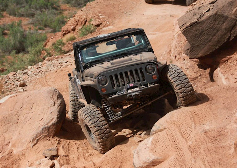 two wide moab 2015 easter jeep safari kane creek trail kwp 9418 feature