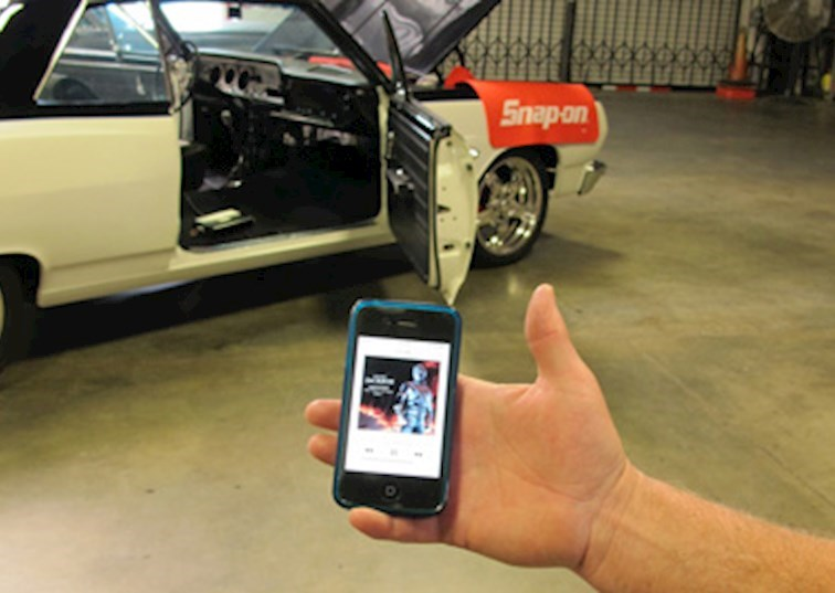 Bluetooth Audio for Hot Rods