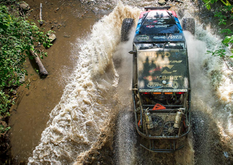 """Ultra4 2014 Badlands: """"The Driest Badlands Race to Date"""""""