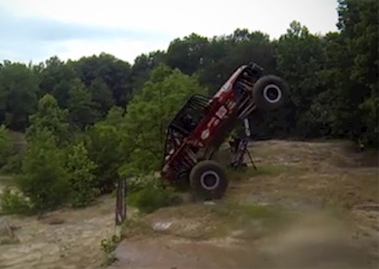 two wide ultra4 badlands video