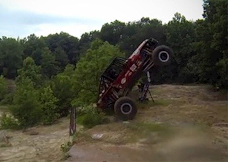 Ultra4 Badlands Video