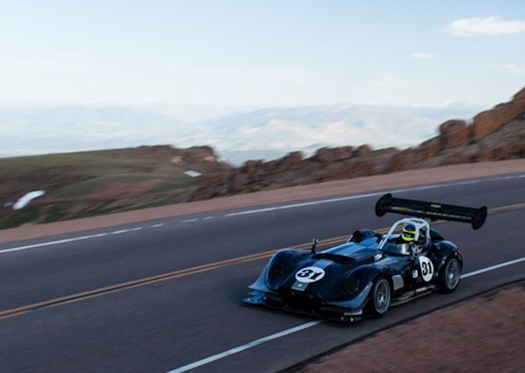 Sounds to Inspire from Pike's Peak Hill Climb