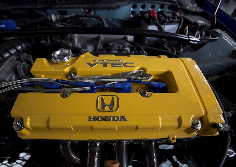 Honda Heaven: Visiting Spoon Sports and TYPE ONE