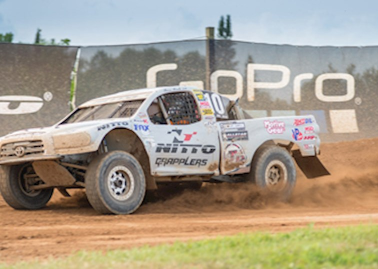 Fun With Trucks at TORC