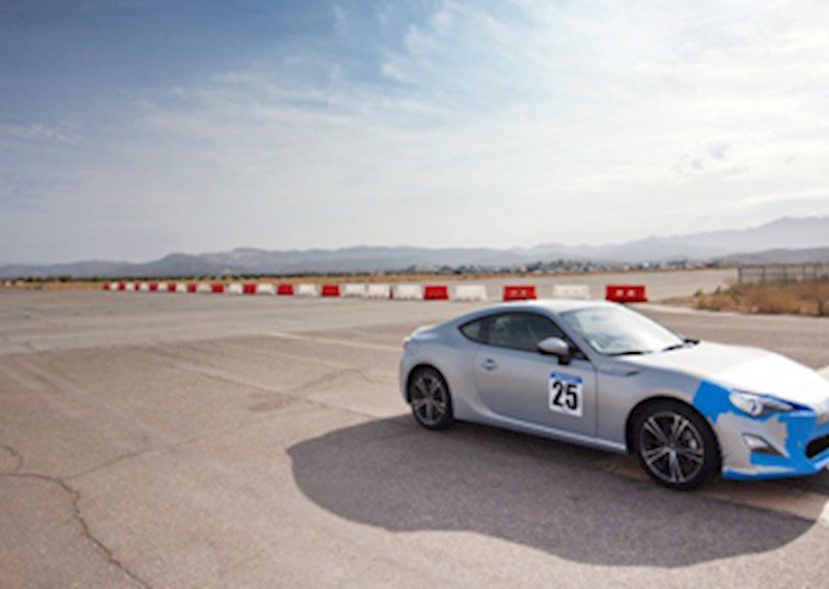 two wide entry level track car scion frs feature