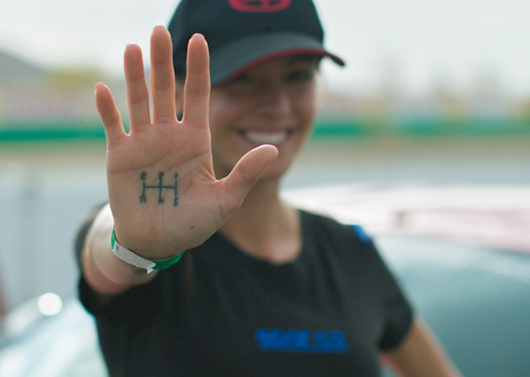 A New Race Girl on the Block | Meet Lea Anne Powell