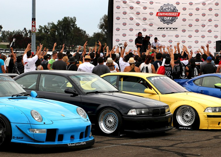 Just for YOU: 2014 Auto Enthusiast Day [Gallery]