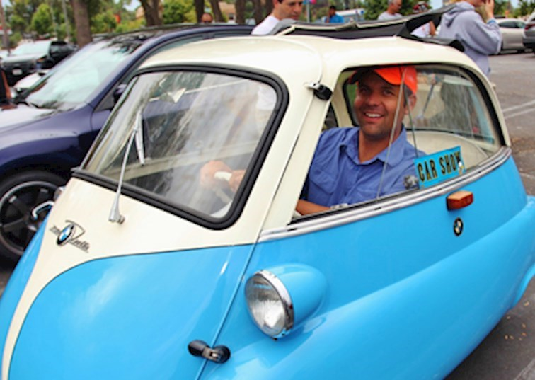 Microcars Steal the Show at Supercar Sunday and Monterey Car Week