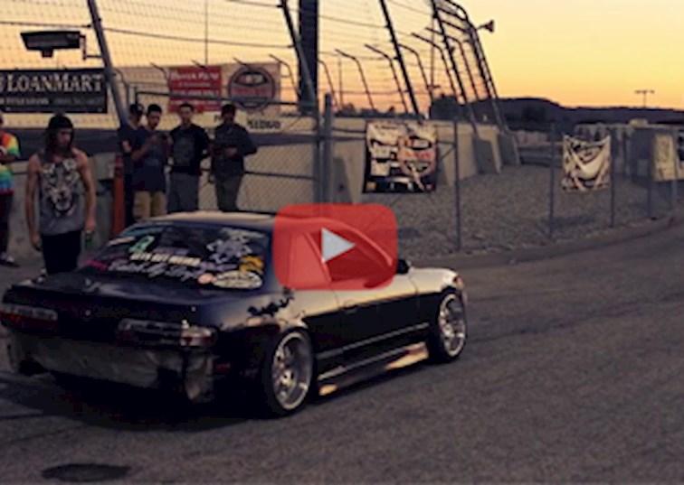 Get Your Drift On @ FD Open Practice [VIDEO]