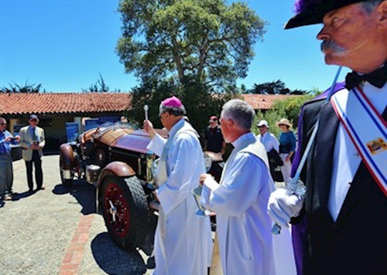 Carmel Mission Classic 2014: A New Must-See for Monterey Car Week