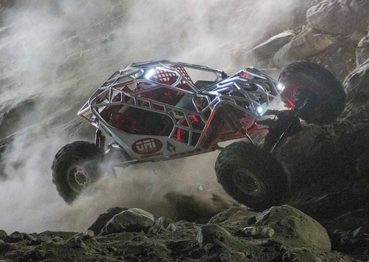 Vision X ULTRA4 vs SRRS Shootout [Gallery]