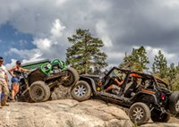 two wide what to pack offroading feature