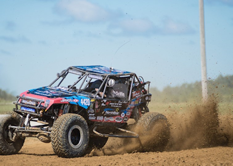 Beating the Odds at Ultra4 Sturgis