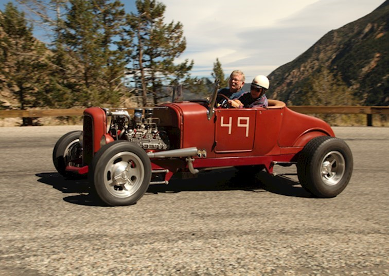 Hot Rod Hill Climb Brings Raucous to the Mountain