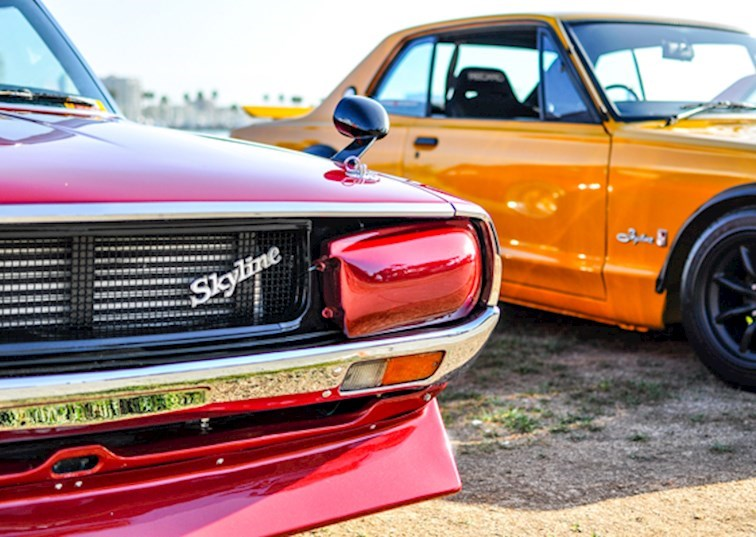 10 Years of the Japanese Classic Car Show