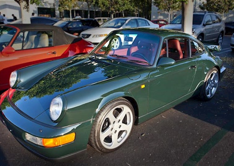 two wide air cooled porsche 911 why price rising feature