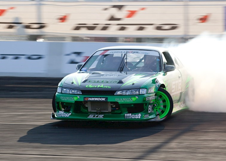 Formula Drift Rd 7 Final Fight - Qualifying Results