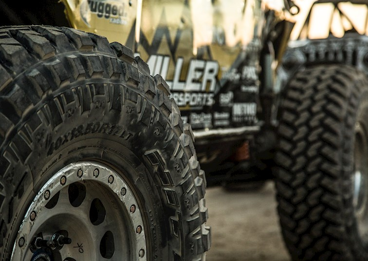 Anatomy of a Winning Tire: How Trail Grapplers Conquer the World's Toughest Terrain at KOH