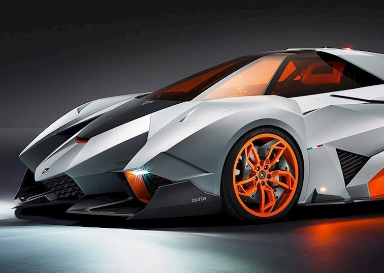 two wide lamborghini egoista concept 2013 hd