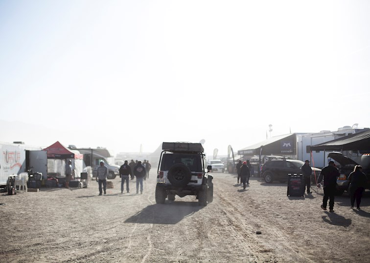 I Went to My First King of the Hammers...And Loved Every Second