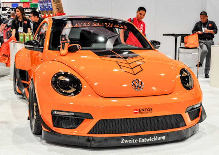 RAUH-life: RWB VW Beetle