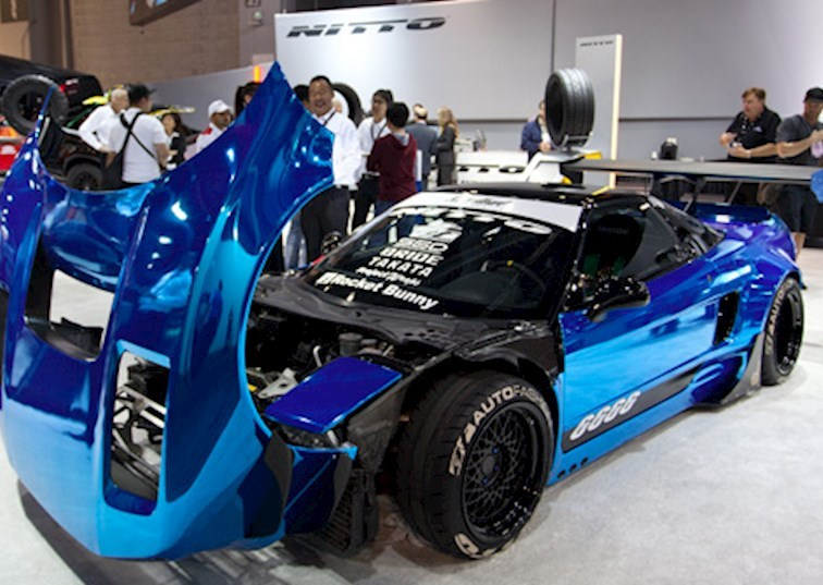 SEMA 2014: 4 Must See's from the Wheel &Tire Hall
