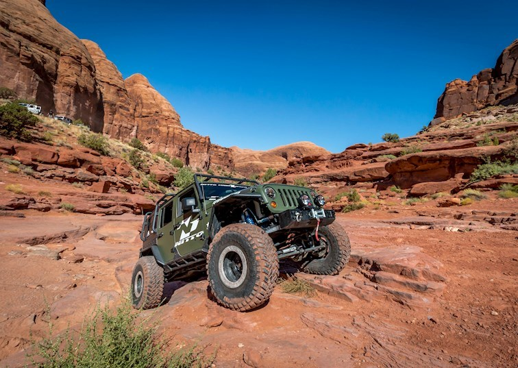 Moab's Must Run Trails