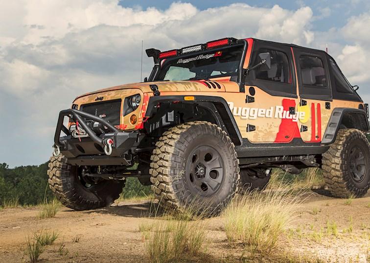 two wide jeep wrangler jk rugged ridge rock sliders
