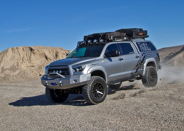 Overland-Ready Toyota Tundra