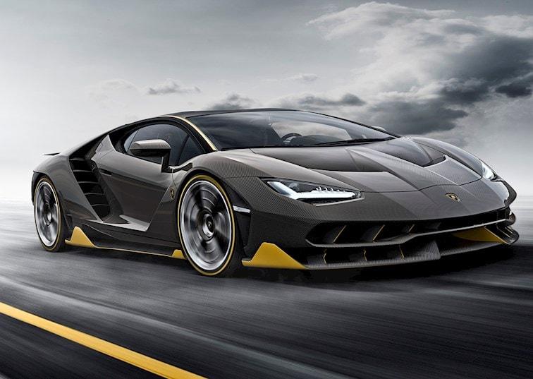 Everyone's Drooling at the Newly Revealed Lamborghini Centenario From Geneva 2016 [Video]