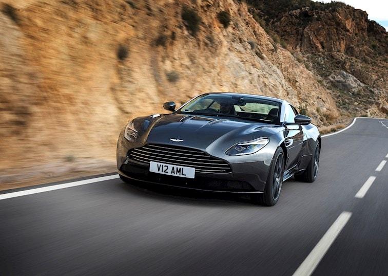 Shaken and Stirred: Aston Martin DB11