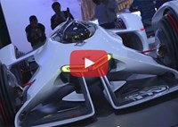 two wide la auto show video highlights