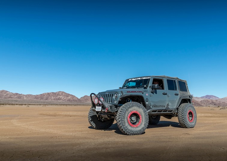 two wide 2014 jeep wrangler unlimited rubicon 40s king coilovers evo