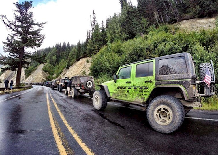 Hit the Trail with JK Experience