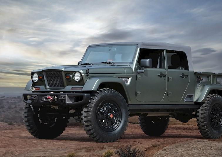 First Look: Seven Incredible New Jeep Concepts