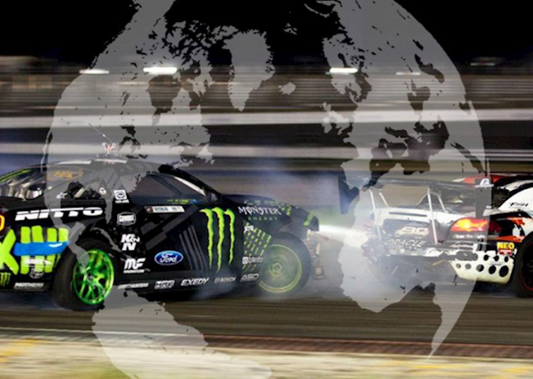 Formula Drift Ready For The World Stage