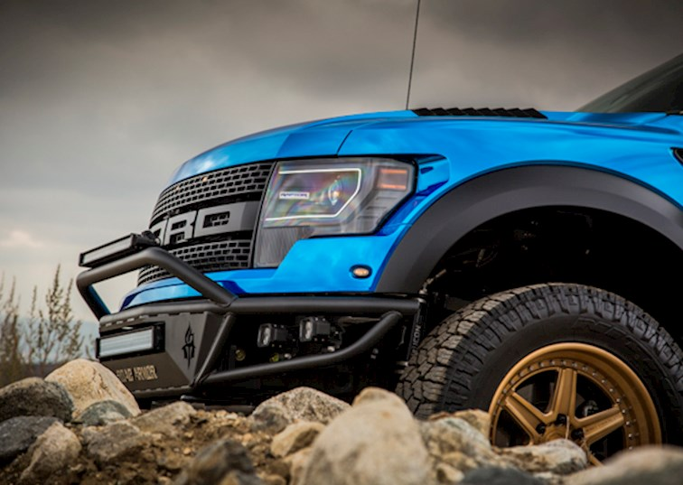 two wide ford raptor custom galpin auto sports feature