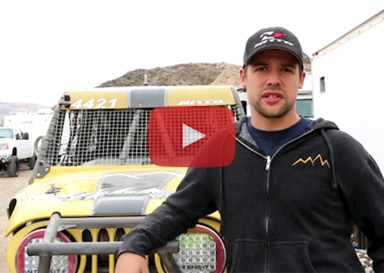 Nitto Racing Driver's Talk About KOH and 2015