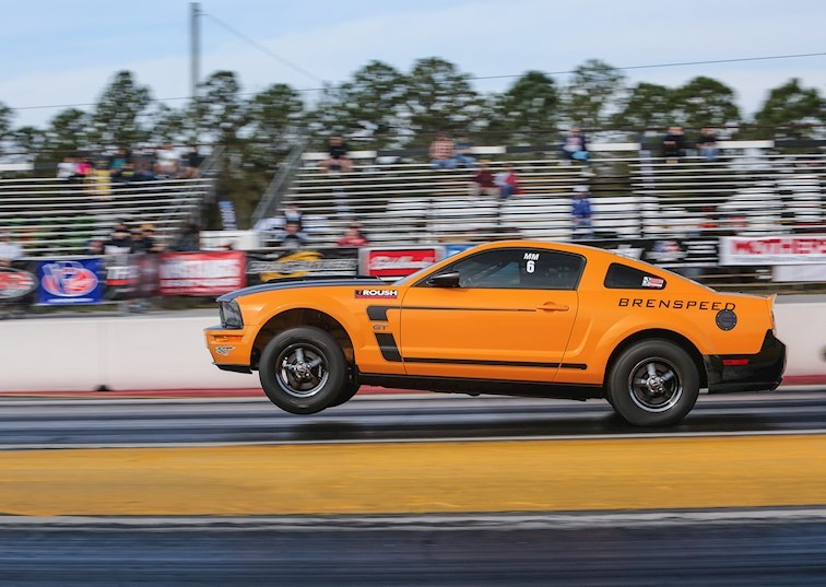 First On Race Day: NMRA Brings Fords Out to Play [Gallery]