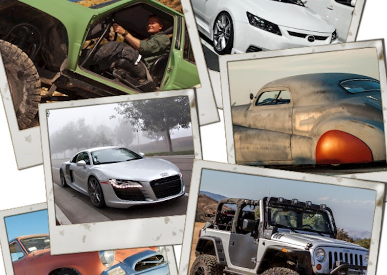 Readers' Rides: What's in Our Garages