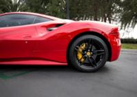 two wide ferrari 488 gtb rosso corsa metallic feature2
