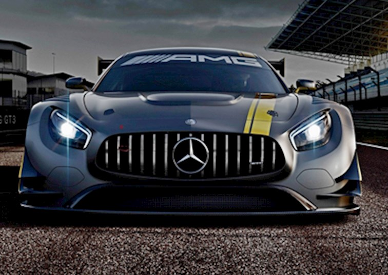 two wide mercedes amg gt3 feature