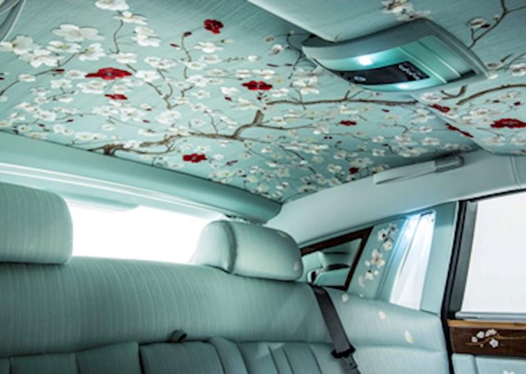 Rolls-Royce Brings a Sense of Serenity to Geneva Motor Show