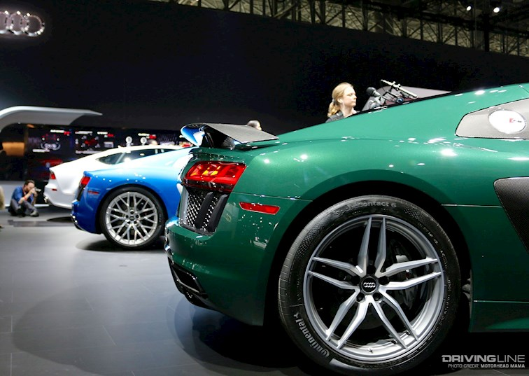 Bentley SUV, new VW Bus, and a Katy Perry Lexus... See the Sights from 2016 NYIAS