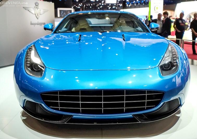 Super Light at Geneva Motor Show