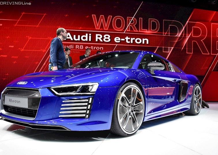 Most Important Sports Car of Geneva Motor Show