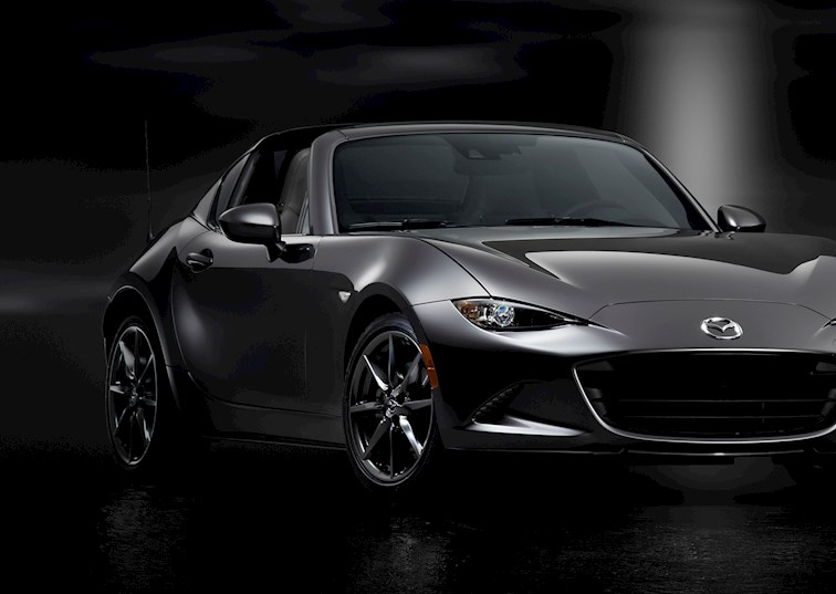 Six Reasons to Love Mazda's 2017 MX-5 Miata RF