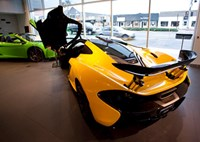 two wide how to buy a hypercar mclaren p1 purchase drivingline feature