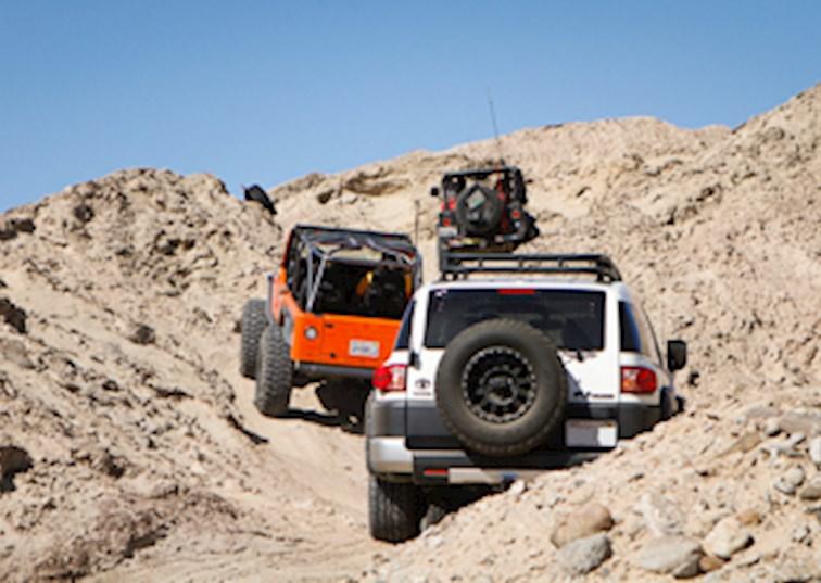 Tierra del Sol Desert Safari