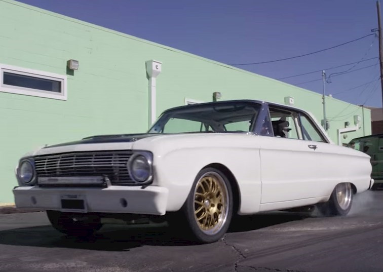 Why Late Model Cars Make the Best Gymkhana Videos